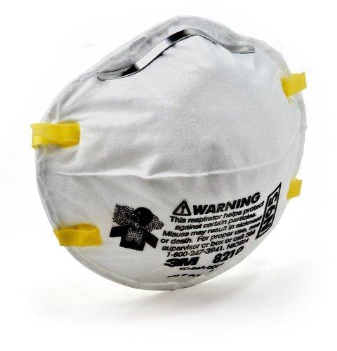 3M 8210 +HST CAD/Box